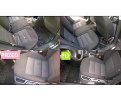 Czyszczenie i pranie wnętrza auta w Radomiu
