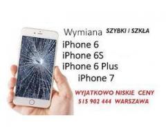 Wymiana szybki dotyku iPhone 7 iPhone 6 6S 6s Plus 5S 5