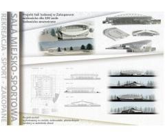 Usługi architektoniczno-projektowe