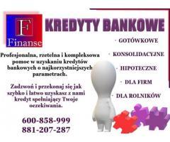 Kredyty Bankowe spełniające oczekiwania!
